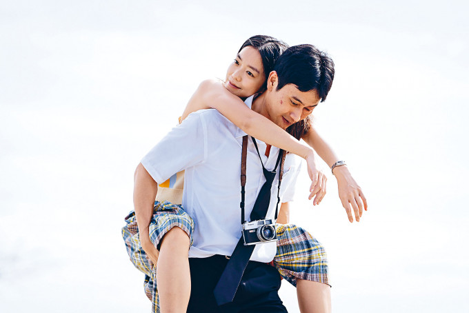 劉冠廷、李霈瑜失落男女主角,但未感失望。
