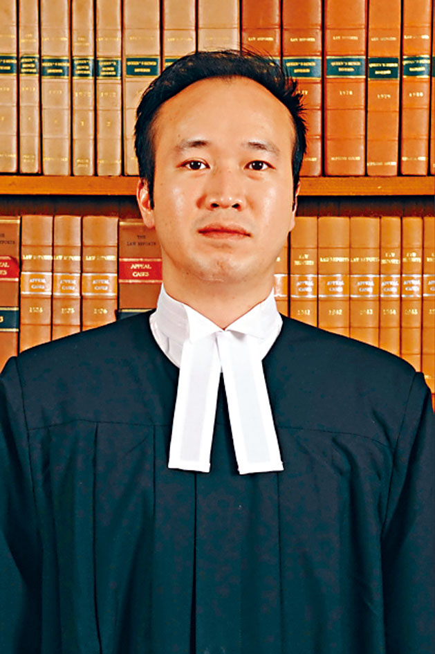 國安法指定法官總裁判官蘇惠德。