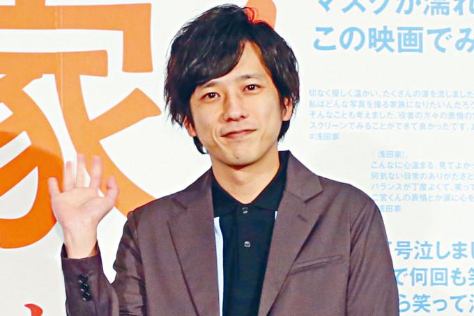 二宮和也前晚宣布其妻子伊藤綾子已為他誕下B女。