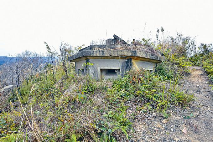 該槍堡群甚具歷史價值,學者建議為整個山頭保育。