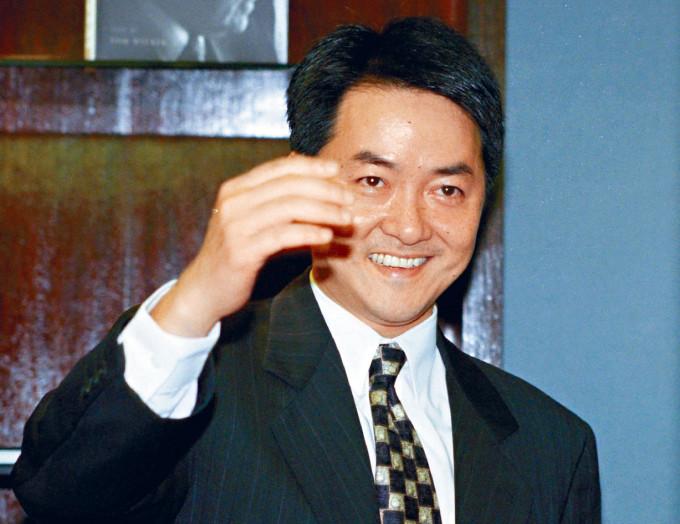 被捕的丁家裕是壹傳媒集團前執行董事。
