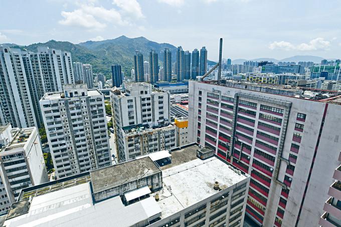 以「標準金額」徵收工廈重建補地價先導計畫月中推出。