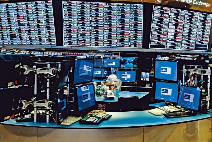 上周美股微升,帶挈港股全周累升118點或0.4%。