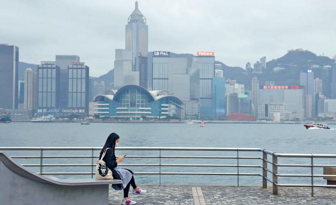香港及澳門首次被剔出經濟自由度評級。