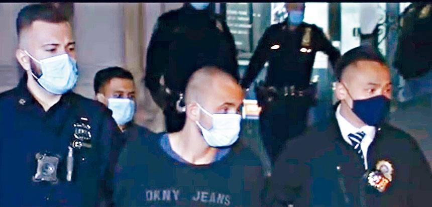 涉3宗案件的羅素被控仇視侵襲控罪。
