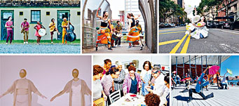 曼哈頓下城文化協會予284名藝術家與社群組織補助逾130萬元。
