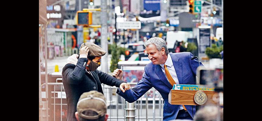 消息人士透露,白思豪終於意識到市警削資帶來的惡果。美聯社