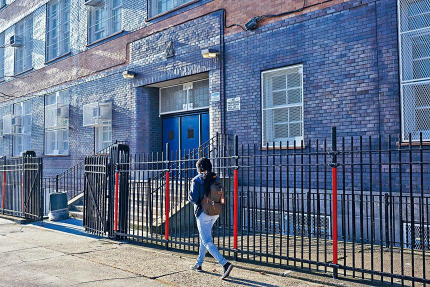 現時已無任何學校因新冠感染而停課。Anna Watts/紐約時報