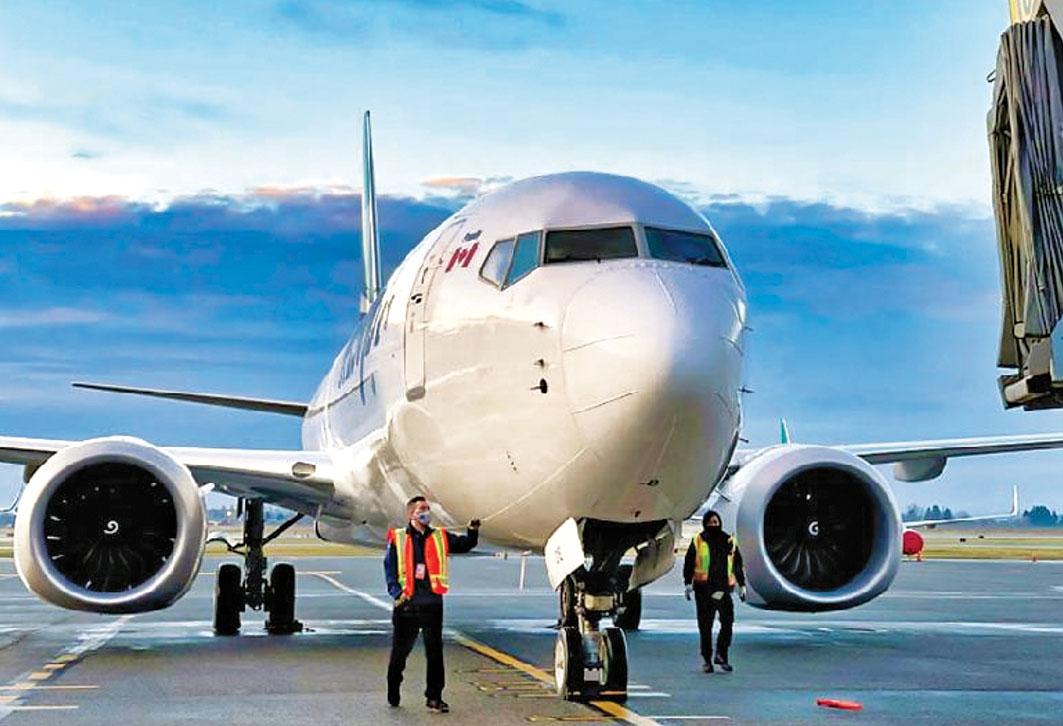 ■需要停飛的737max。資料圖片