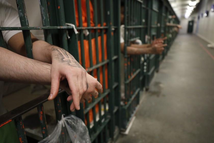 一名男子因為在網路上跟蹤、威脅他人被判刑。(圖片與本案無關)洛杉磯時報