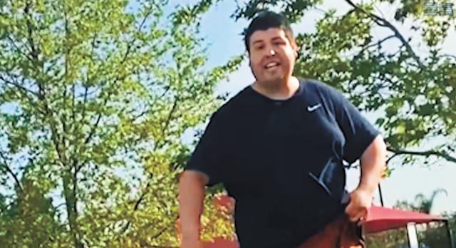 一名男子涉嫌在同一個公園侮辱亞裔運動員以及暴力攻擊亞裔長者。國米櫻 IG帳號