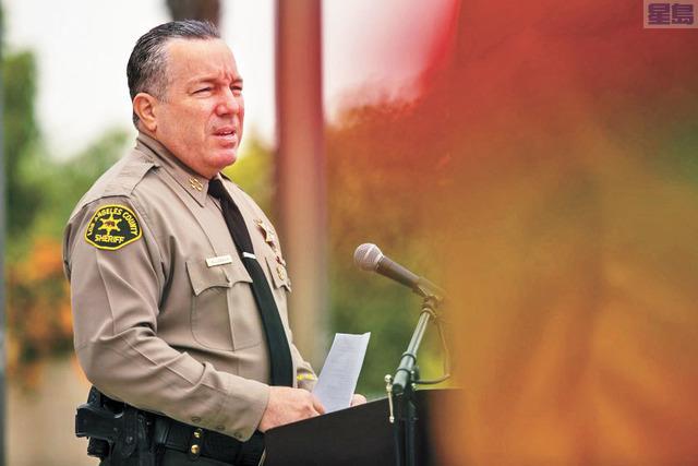 一旦明州失控,洛杉磯縣警局局長維拉紐瓦計劃向國民警衛對求助。洛杉磯時報