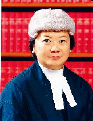 袁家寧現為上訴庭法官。