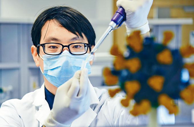 張栢恒表示,希望找出「超級抗體者」作分析,以改善現行疫苗不足之處。