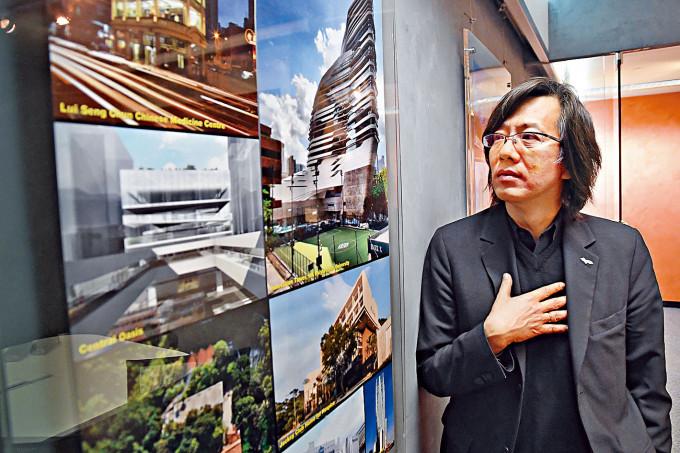 海濱事務委員主席吳永順表示,近年發展海濱用地採取「先駁通、後優化」的發展模式。