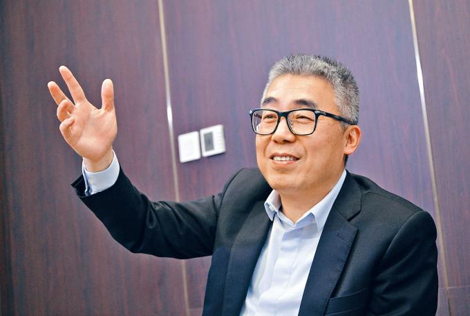 大股東黎瑞剛開腔批評,直言對TVB「非常不滿意」。