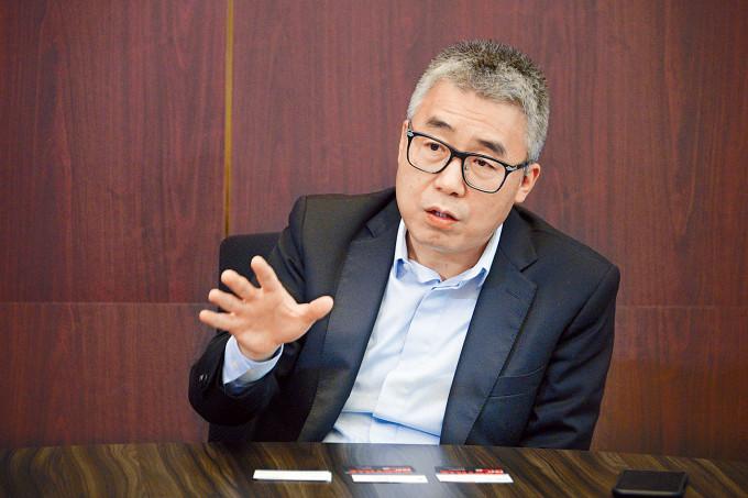 TVB大股東黎瑞剛早前直言對公司運作「非常不滿意」。