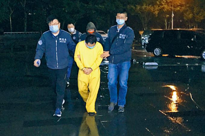 李義祥案發後被拘押調查。