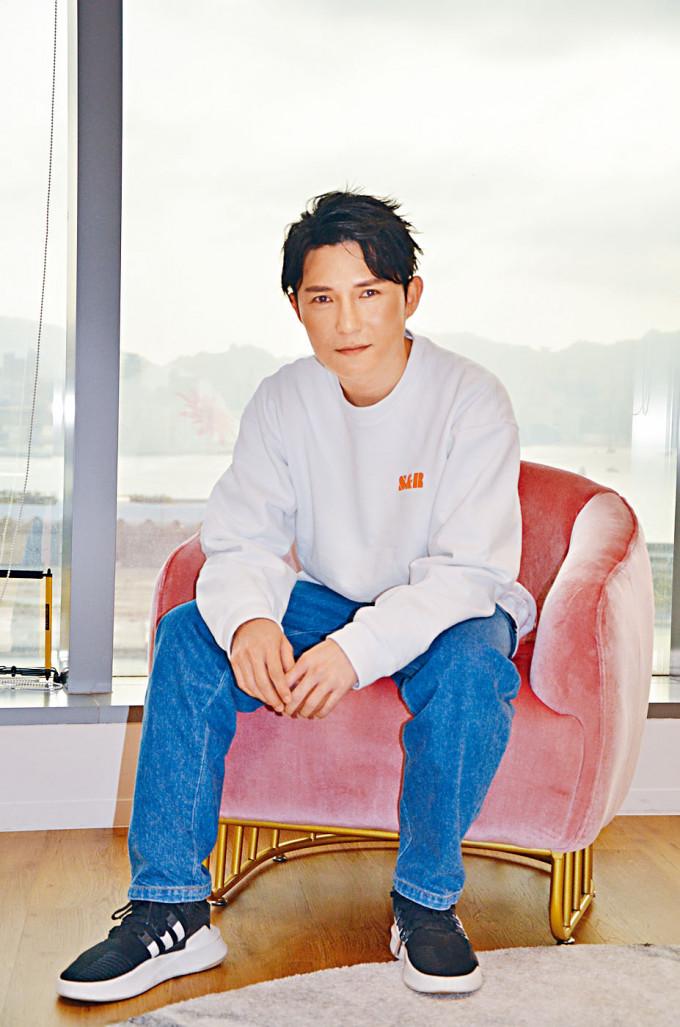 劉威煌感慨態度影響命運,如今的他只管盡力做好自己便無悔。