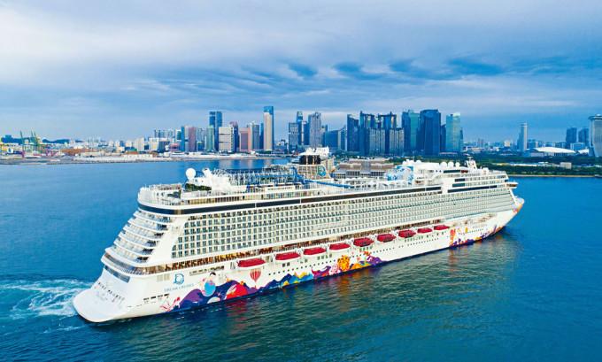 郵輪業界冀能夠重啟公海遊,惟強調不會在其他地方登岸。