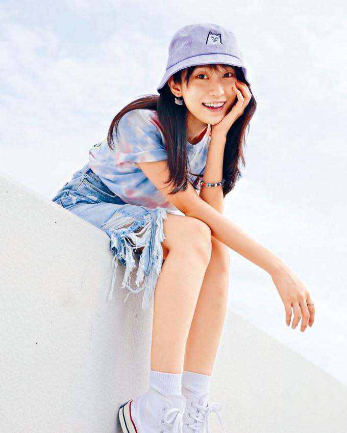 Candy被封為《YOLO》女神。