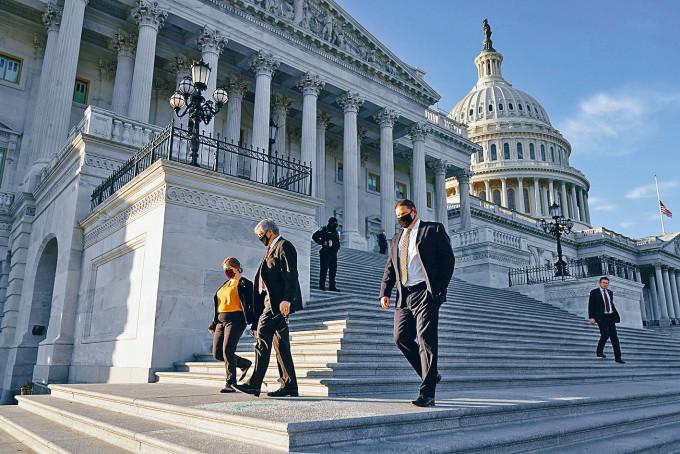 美參議院推議案加強與中國全面戰略競爭。