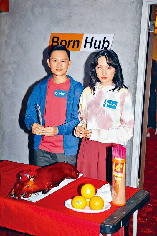 凌文龍、陳漢娜新劇鬥慘。