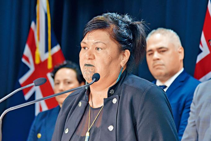 紐西蘭外長馬胡塔認為「五眼」應專注於分享情報。