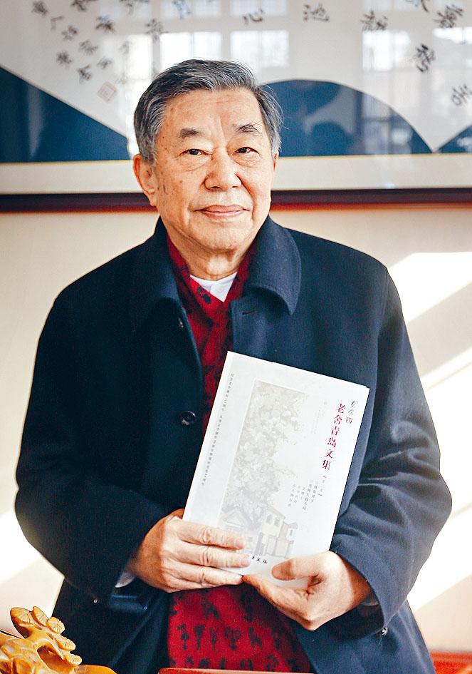 舒乙曾出版多本文集談和父親的關係。