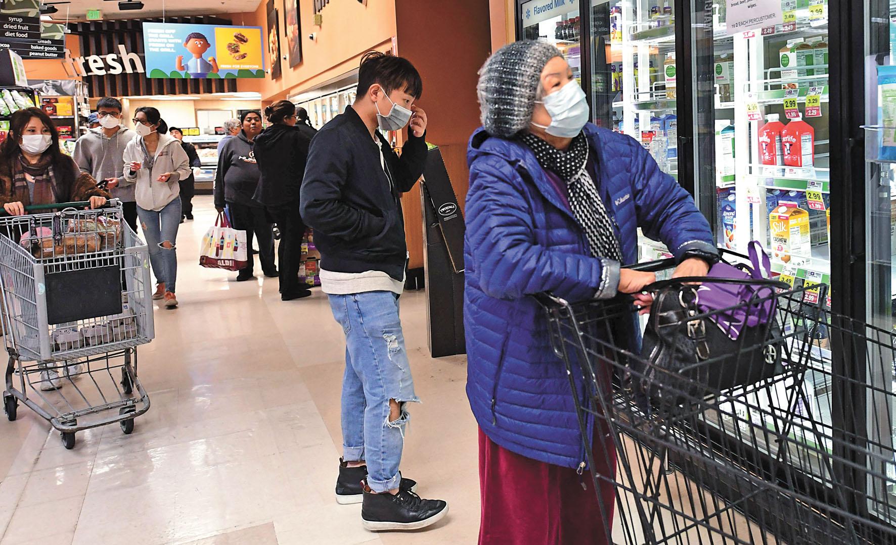 ■在蒙市,亞裔佔逾三分之二,其中絕大多數為華裔。資料圖片