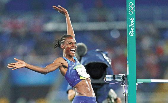 2016年里約奧運會是洛參加的第四屆奧運會。路透社資料圖片