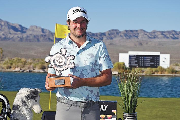 尤萊輕鬆奪得生涯第二個冠軍。法新社