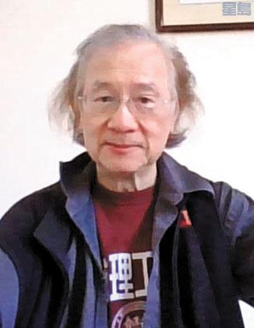 核能專家趙嘉崇談福島核廢水。趙嘉崇提供