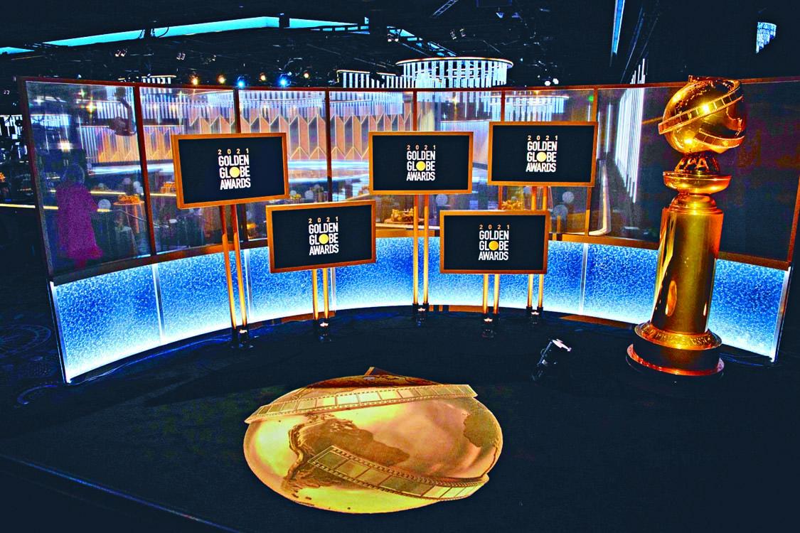 ■金球獎大會HFPA年初被 爆87名成員當中,沒有一位 是黑人成員後,備受批評。