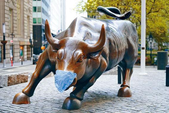 數據顯示,疫情期間百萬計散戶投入股市,股票在民眾金融資產總值中的比例升逾四成,創下1952年以來的最高紀錄。  資料圖片
