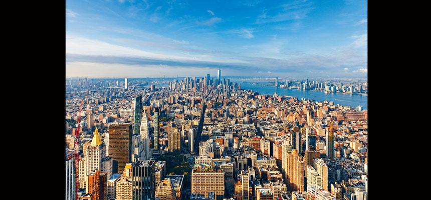專家擔心,隨著紐約州加稅未來可能會促使更多富人離開。Mark Wickens/紐約時報