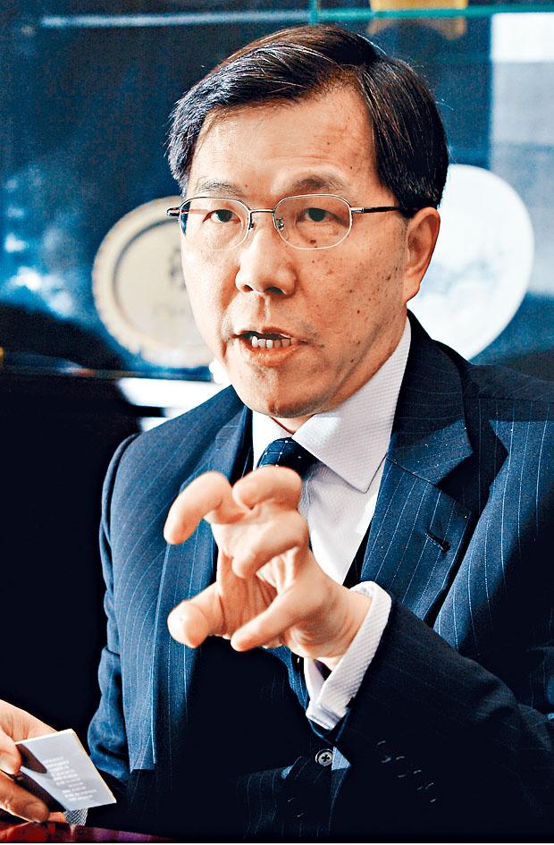 前副刑事檢控專員李紹強。