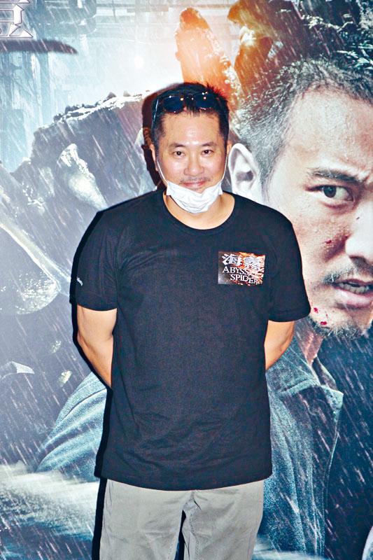 邵仲衡拍韓劇,獲安排專人打點一切。