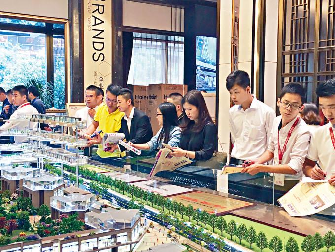 4月份中國百城新房價格上漲0.23%,漲幅較對上一月多百分之0.03。