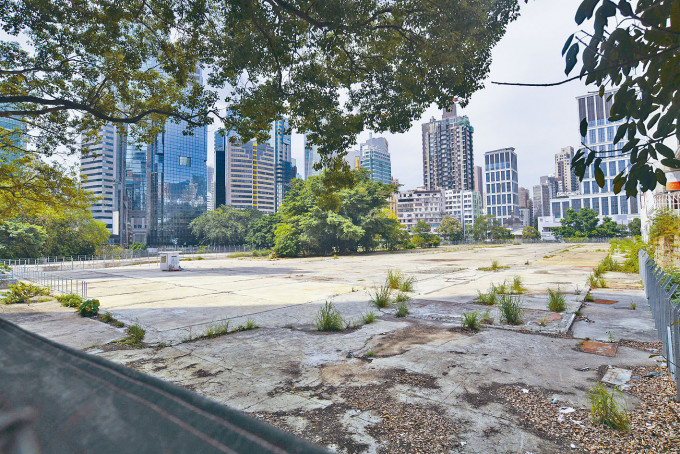 銅鑼灣加路連山道商業地於昨日截標,截收六份標書。
