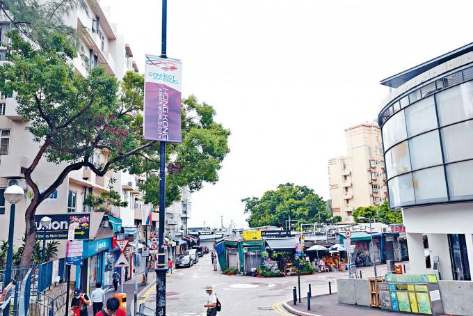 南區區議員倡議在五個地點進行「限速」計畫,包括赤柱及鴨脷洲大街等。