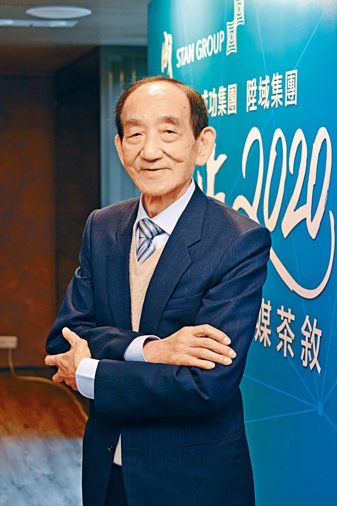 百億「鋪王」鄧成波,日前在家人陪伴下離世,享年八十八歲。