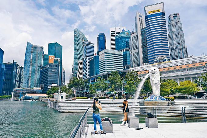 新加坡單日新增十六宗新冠肺炎確診,包括一宗本土個案。