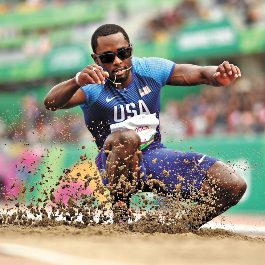 克拉多克被禁賽,注定與今年的奧運會無緣了。法新社