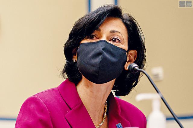 ■CDC主任瓦倫斯基表示,變種病毒是一大變數,民眾不能輕率認為疫情就將結束。路透社