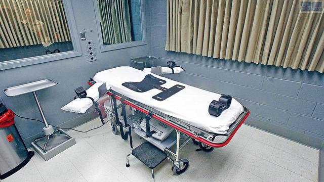 ■有法學院教授表示,監獄人員不熟悉注射方法的話,死囚未必會立即死亡,相反使用槍支難度較低,反能減輕犯人痛苦。     資料圖片