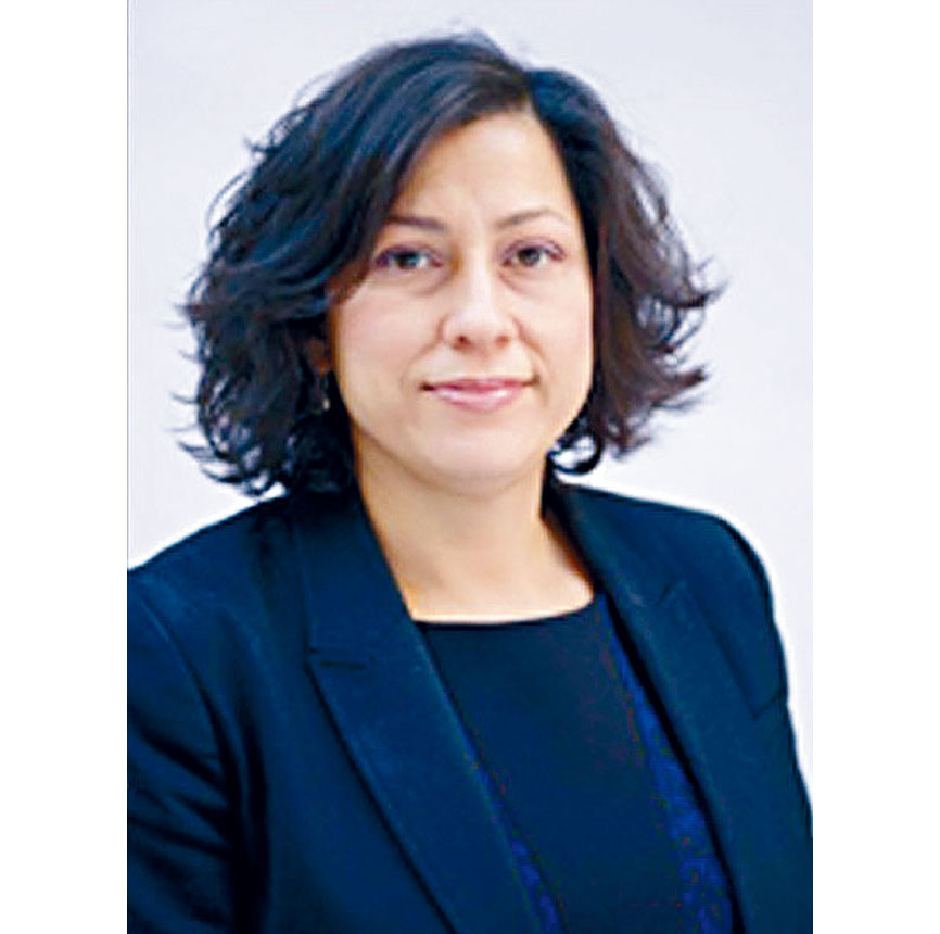 波士頓公立學校委員會主席Alexandra Oliver-Dávila。波士頓公立學校官網圖