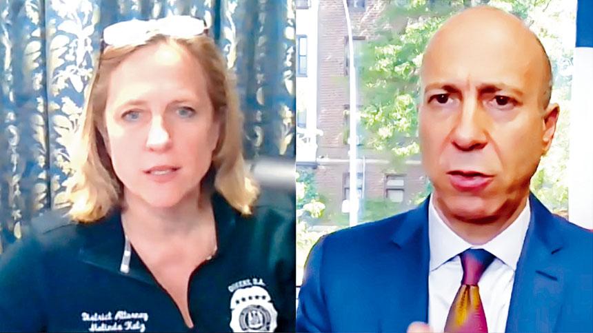 卡絲和羅森邦姆鼓勵私密照被洩露的受害者及時報案,不要回應勒索。