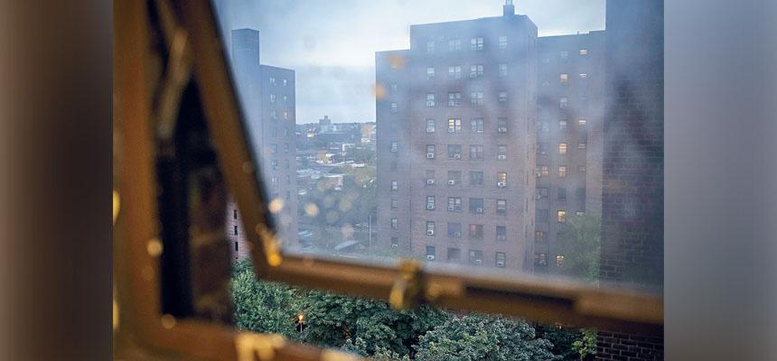 市房屋局估計,需要400億元來全面修復政府樓。Kholood Eid/紐約時報