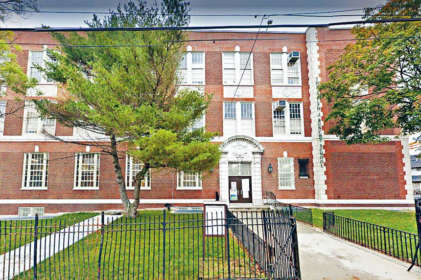 第29學區之前曾是全市學生打架率最高的學區。谷歌地圖